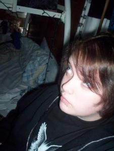 I couldn't find a good picture for this post, so here's the only MySpace picture I saved before they deleted my entire old profile without telling me. I've used this before. It's still fabulous. I'm ~18 here.  Almost 10 years ago. Holy shit.